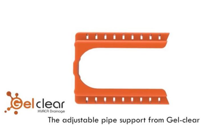 Adjustable Pipe Support