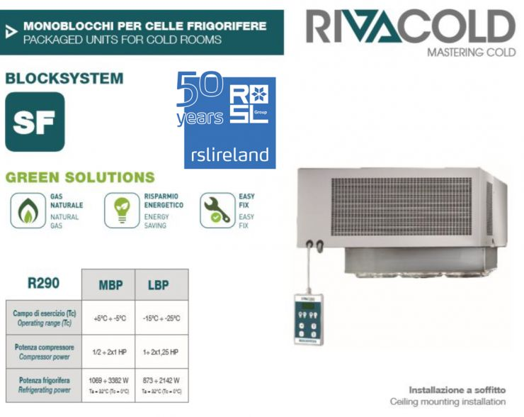 RSL Ireland :: RS50 (R442A) biggest selling R404A